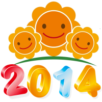 えがおロゴ2014